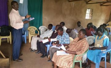 Adult Bible Based Literacy Programmes